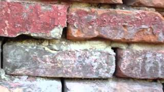 repairing my foundation (part 11): removing the first brick