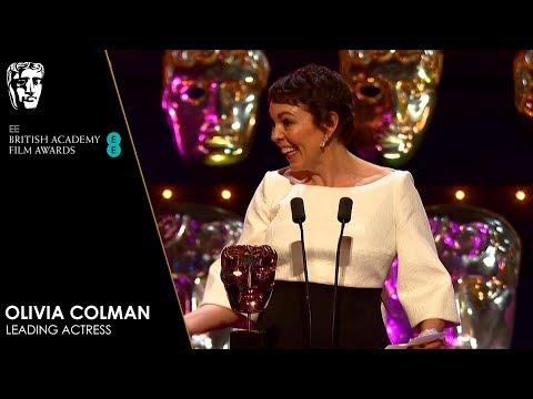 Ginger - Pre Oscar charm from Olivia Colman!