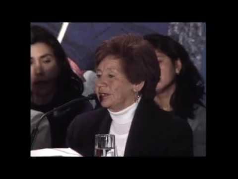 Esther Herrera y Norma Indigoyen