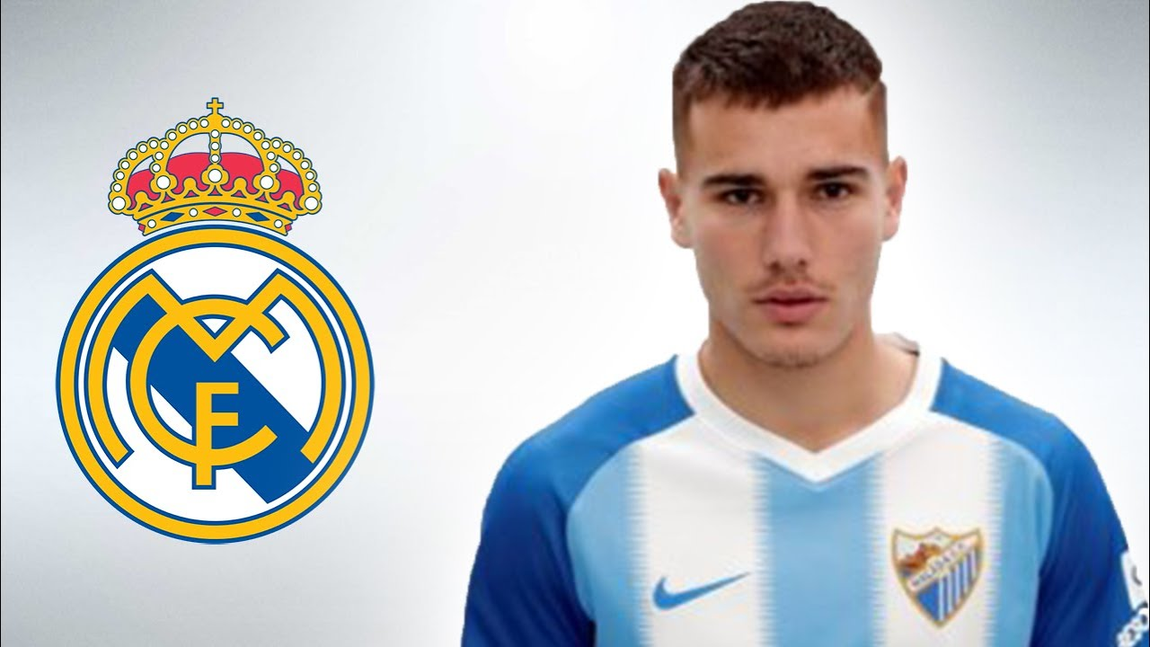 Real Madrid sign Hugo Vallejo