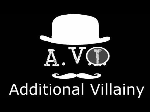 Additional Villainy Vol. 1