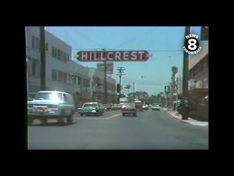 """Our Town"" series showcases Hillcrest in San Diego in 1978"