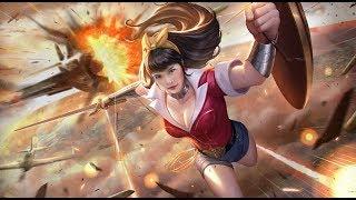11/17打野哥 在S牌位玩女超人 給你真誠實的強度測試