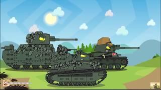 TANK WAR-Đại Chiến Xe Tăng-HOẠT HÌNH CỰC HAY