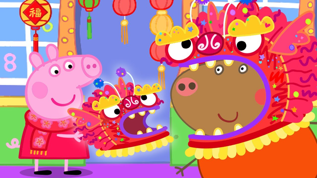 Download Peppa Pig Official Channel ❤️ Peppa Pig Celebrates' the Lunar New Year