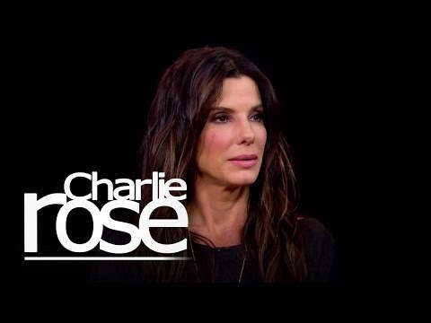 Sandra Bullock on her role in 'Gravity' | Charlie Rose