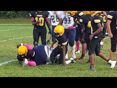 2016 Junior High Titans v ccpa