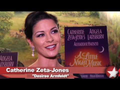"Opening Night: ""A Little Night Music"" with Catherine Zeta-Jones, Angela Lansbury"