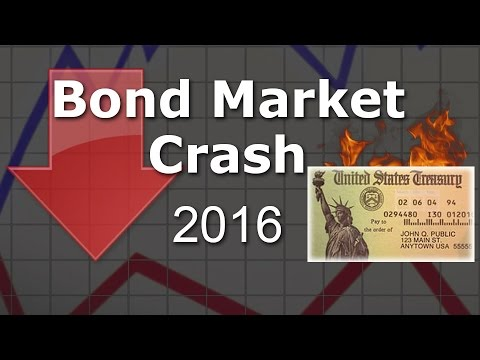Bond Market to Crash in 2016 - Economic Disaster