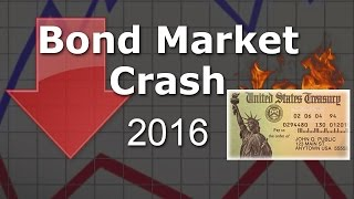 Bond Market to Crash in 2016 - Economic Disaster