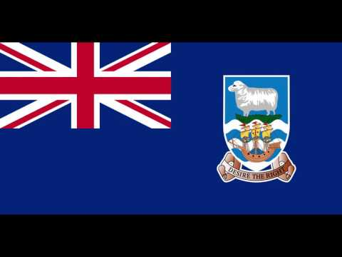 The anthem of the British Overseas Territory of the Falkland Islands