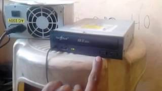 How to make CD Player by CD Rom Drive
