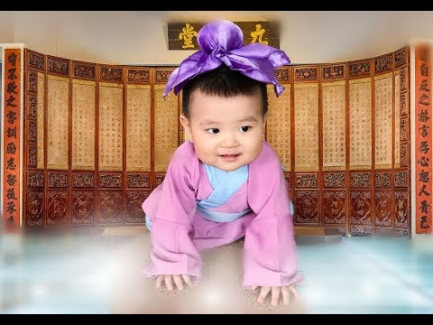 My musical video through my first year, I am sunshine baby Shawn Guo. Gifted baby!