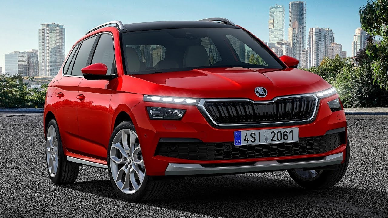 2019 Skoda Kamiq (European Version) Video Debut