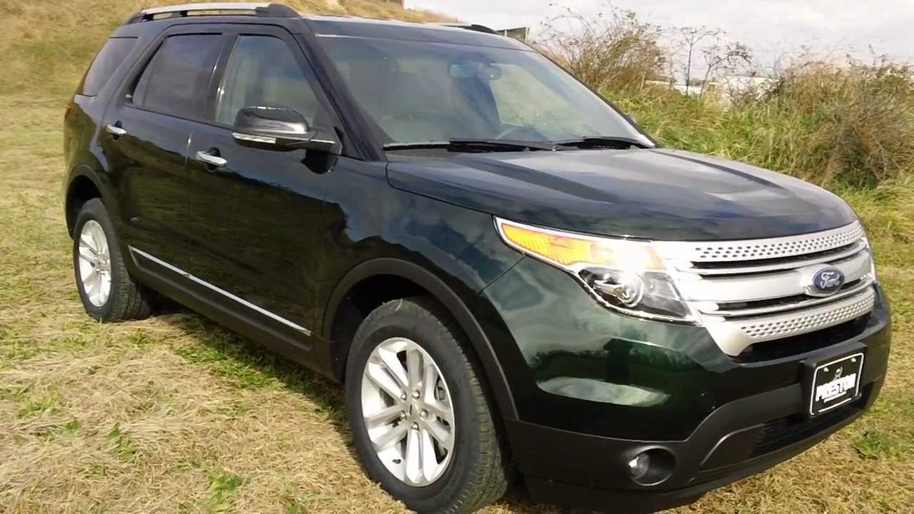 2013 Ford Explorer Xlt >> 2013 Ford Explorer Xlt 4wd Review By Maryland Ford Dealer