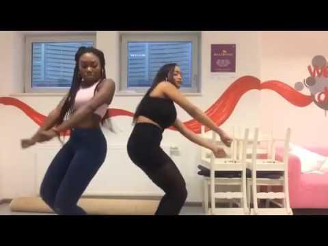 Nero X - Frema | Dancers: @caaramel_brownie @mz.stella Afro Beats