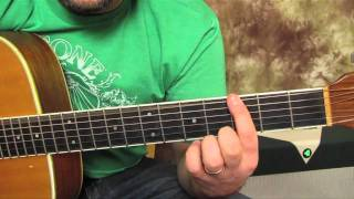 Nirvana - Lake of Fire - Acoustic Guitar Lesson - Meat Puppets - Tutorial - Kurt Cobain