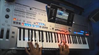 Tyros 5 - I am Alive - Celine Dion (Instrumental) cover