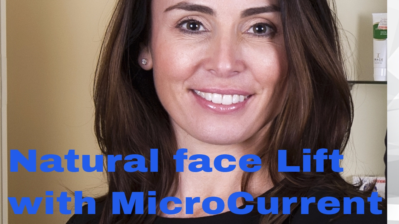Facelift With Microcurrent For A Firmer Jawline A Natural Eyebrow