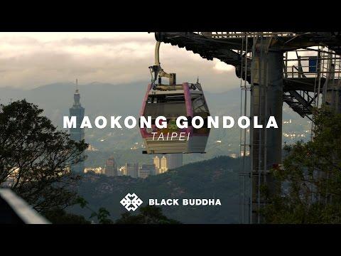Maokong Gondola | Black Buddha (Taipei)