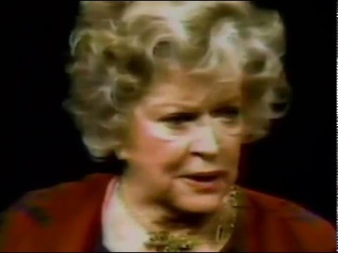 Marsha Hunt, Rosemary DeCamp--1986 TV Interview