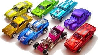 Hot Wheels Cars and Play Doh Kinder Surprise Eggs And Toys