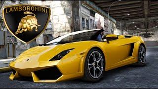 Grand Theft Auto IV - Lamborghini Carpack