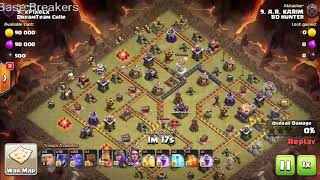 Th12 Bowitch attack strategy use in war.