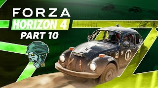 "Forza Horizon 4 PC Gameplay Walkthrough - Part 10 - ""NISSAN GT-R"