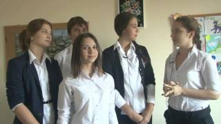 Школьные теленовости   выпуск №26   25 12 2012