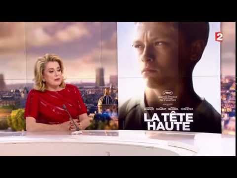 Catherine Deneuve 10.05.2015 Interview