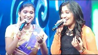 Manasukulla Mama Magan Aasai Song!! Rajalakshmi & Swetha Mohan!!Super Singer...❤️