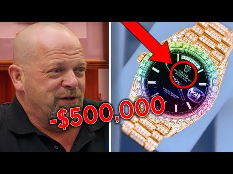 8 Times The Pawn Stars Got Seriously SCAMMED...