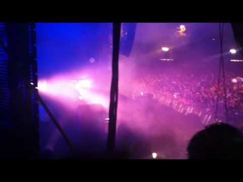 Back Stage at STEVE ANGELLO - LOLLAPALOOZA