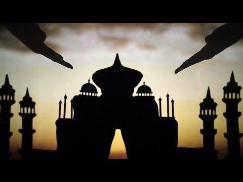 """""""Around The World"""" Shadow Dance - Shadow Theatre VERBA"""