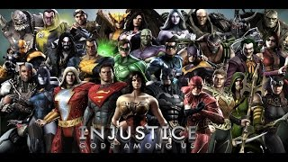 Injustice Gods Among Us Android - Lunch Multiplayer farming