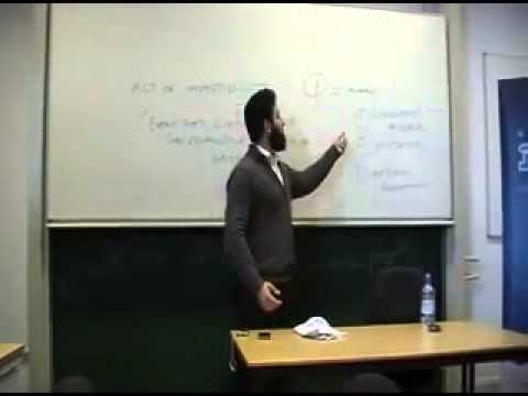 Islam or Atheism - Which One Makes More Sense? by Hamza Andreas Tzortzis