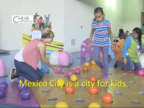 Mexico City is a great place for kids and the entire family!+
