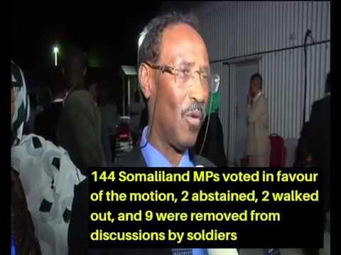 Somalia blocks Somaliland's UAE port deal   claims it's illegal