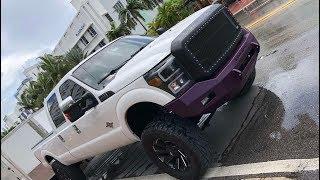 I Saw Amazing Cars In Florida - US Vlog 5 | Faisal Khan
