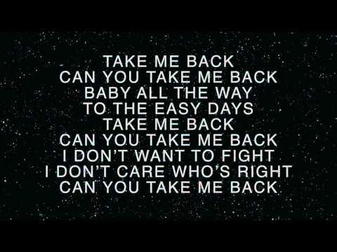 Charity Vance - Take Me Back (lyrics)