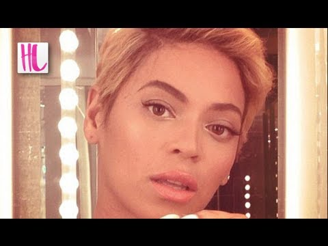 Beyonce Shocking Short Pixie Haircut Debuts On Instagram