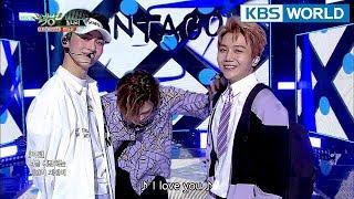 PENTAGON - Shine | 펜타곤 - 빛나리 [Music Bank / 2018.04.27]