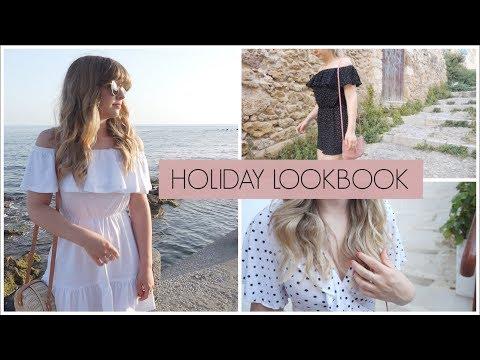 Holiday Lookbook- Greece | fayesfix