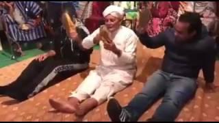 لعب العجائز في الأعراس والمناسبات المغربية {تموت بالضحك}