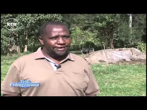 ENTREPRENEUR   Episode 39   Muliru & Green Gas Africa Group