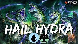 Hail Hydra (feat. DrSpilikin)  [MTG Arena] | Simic Bioessence Hydra Deck in WAR Standard