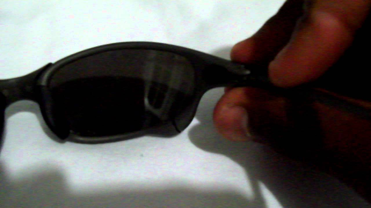 6f19b0f9abda7 Oculos oakley Juliet 100% Original - YouTube