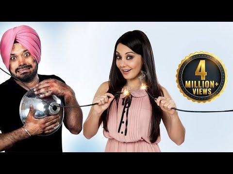 I Bet You Cant Stop Laughing With Gurpreet Ghuggi |Latest Punjabi movies 2017 |Punjabi Comedy Movies