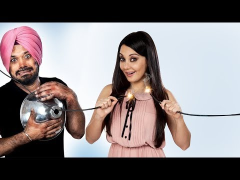I Bet You Cant Stop Laughing With Gurpreet Ghuggi |Latest Punjabi movies 2017 |Punjabi Comedy Movies